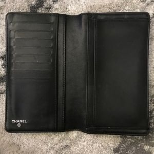 CHANEL Bags - 100% Auth Chanel boy wallet